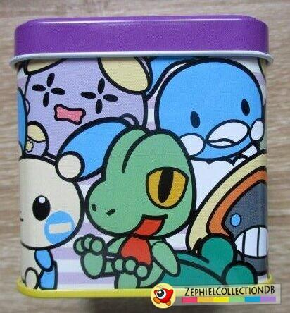 Pokemon Center Tin Side