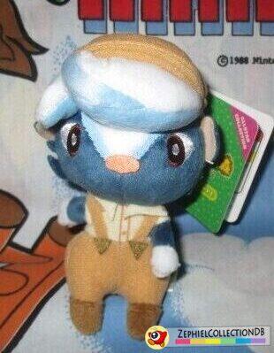Animal Crossing Kicks Plush Keychain